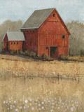 Red Barn View II Posters tekijänä Tim O'toole