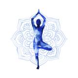 Yoga Flow III Prints by Grace Popp