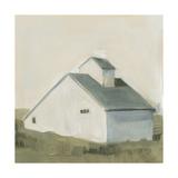 Serene Barn I Premium Giclee Print by Emma Scarvey
