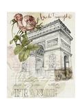 Paris Sketchbook II Kunstdrucke von Jennifer Paxton Parker