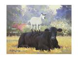 Farm Pals V Posters by Carolyne Hawley