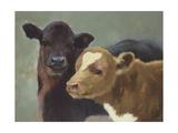 Farm Pals II Prints by Carolyne Hawley