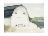 Watercolor Barn IV Stampe di Jennifer Paxton Parker