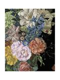 Baroque Floral II Posters par Melissa Wang