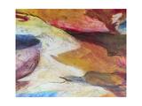 Fuchsia Expression IV Premium Giclee Print by Gabriela Villarreal