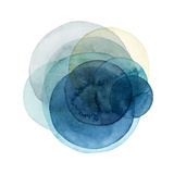 Evolving Planets I Premium gicléedruk van Grace Popp