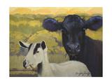 Farm Pals IV Art by Carolyne Hawley