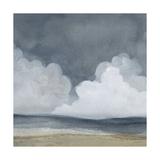 Cloud Landscape II Poster by Emma Scarvey
