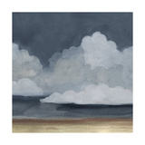 Cloud Landscape IV Print by Emma Scarvey