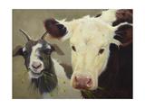Farm Pals I Posters by Carolyne Hawley