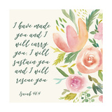 Grace Upon Grace I Premium Giclee Print by  Studio W