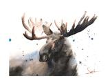 Moose Posters por Eric Sweet