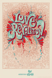 Woodstock - Love Revolution Affiches
