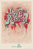 Woodstock - Love Revolution Posters
