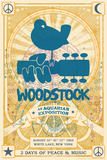 Woodstock - An Aquarian Exposition Poster