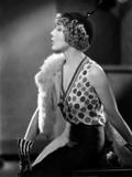 """Mary Pickford. """"Kiki"""" [1931], Directed by Sam Taylor. Opspændt lærredstryk"""