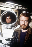 "Sigourney Weaver; Ridley Scott. ""Alien"" [1979], Directed by Ridley Scott. Fotoprint"