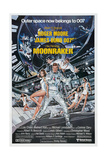 007, James Bond: Moonraker [1979] (Moonraker), Directed by Lewis Gilbert. Giclee Print