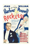 Reckless [1935], Directed by Victor Fleming. Giclee Print