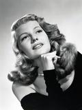 """Rita Hayworth. """"Gilda"""" [1946], Directed by Charles Vidor. Impressão em tela esticada"""
