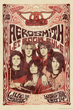 Aerosmith - Let Rock Rule Posters