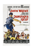 Donovan's Reef [1963], Directed by John Ford. Giclée-tryk