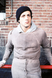 """Sylvester Stallone. """"Rocky"""" [1976], Directed by John G. Avildsen. Stampa fotografica"""