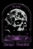 Avenged Sevenfold - The Stage Galaxy Skull Poster