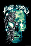 Avenged Sevenfold - Two Faced Skull Posters