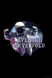 Avenged Sevenfold - Space Astronaut Kunstdruck