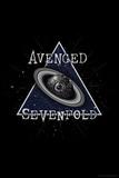 Avenged Sevenfold - Eye Planet Poster