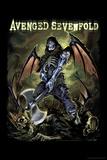 Avenged Sevenfold - Deathbat Plakater