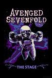 Avenged Sevenfold - The Stage Astronaut Skeleton Kunstdrucke
