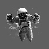 Avenged Sevenfold - The Stage Astronaut Grey Poster