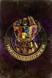 Avengers: Infinity War - Gauntlet (Nostalgic) Posters