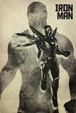 Avengers: Infinity War - Iron Man Posters