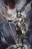 Avengers: Infinity War - Proxima Midnight Painted Kunstdrucke