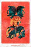 Avengers: Infinity War - Avengers Profiles Kunst