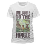 Jungle Book - Welcome to the Jungle T-shirts