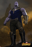 Avengers: Infinity War - Thanos Solo Affiches