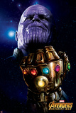 Avengers: Infinity War - Thanos Fist Affiches