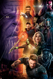 Avengers: Infinity War - Group Vertical Affiches