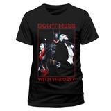 Batman - Don't Mess T-shirts