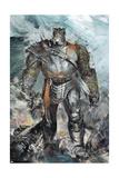 Avengers: Infinity War - Black Dwarf Painted Poster
