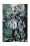 Avengers: Infinity War - The Ebony Maw Painted Kunst