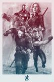 Avengers: Infinity War - Painterly Avengers Kunstdrucke