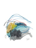 Abstract Landscape No. 19 Posters par Jan Weiss