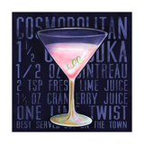 Cosmo (Square) Premium Giclee Print by Cory Steffen