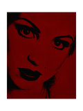 Girl B1 Premium Giclee Print by JB Hall