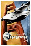 Klipper 314 Giclée-Druck von Michael L. Kungl